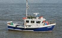 Charter Boat Chara – Penarth Cardiff