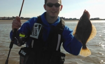 LRF fishing in Morecambe