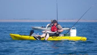 Cleveleys Kayak Smoothy bonanza