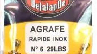 Delalande Agrafe Lure clips