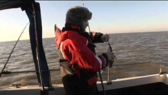 Winter Cod – Blue Mink Charter Boat