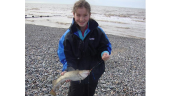 Cod fishing On the Fylde