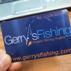 Gerrys loyalty cards. Saving you MONEY everytime you spend!